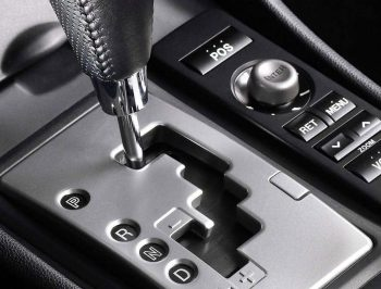 رانندگی با خودروی دنده اتوماتیک